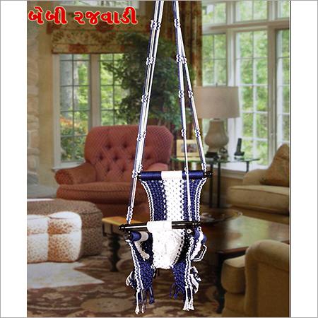 Rajwadi Baby Swing