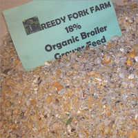 Organic Chicken Broiler Feed
