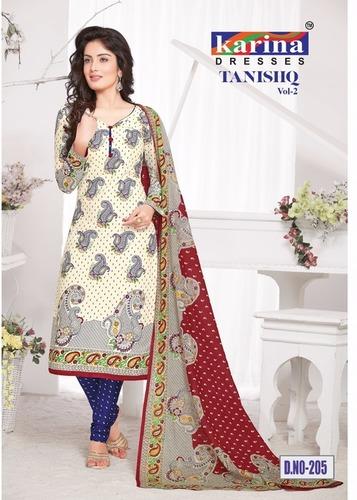 Tanishq Vol 2 Cotton Salwar Kameez