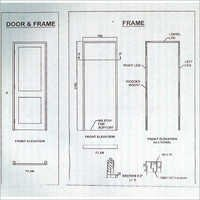 FRP Frame Drawing