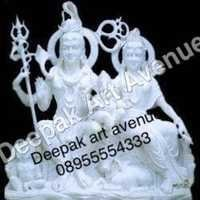 Gorishankar  Marble Statue