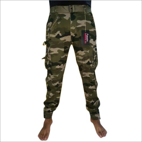 Cargo Army Jogger Pants