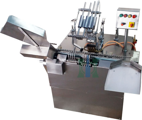 Four Needle Ampoule Filling Machine