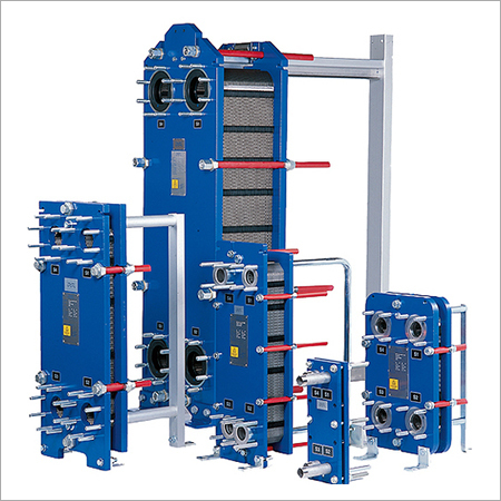 Gasketed Plate-and Frame Heat Exchangers