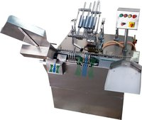 Pharmaceutical Four Head Ampoule Filling Machine