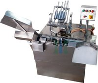 Online Four Head Ampoule Filling Machine