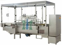 Online Six Head Ampoule Filling Machine