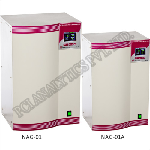 Nitrogen-Air Combination Generator for GC