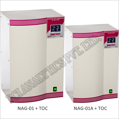 Nitrogen-Air Combination (Triple) Generator for GC & TOC Analyzers