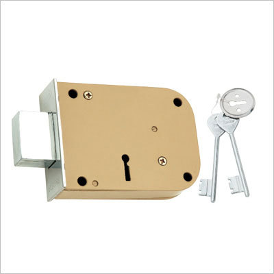 Panel Door Locks