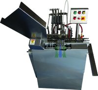 Two Needle Closed Ampoule Filling Sealing Machine