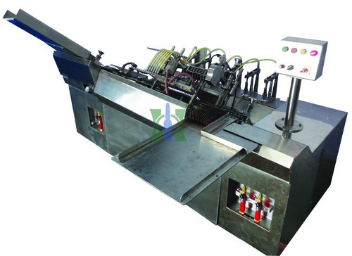 Type D Six Ampoule Filling Sealing Machine