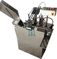 White Glass Ampoule Filling Machine