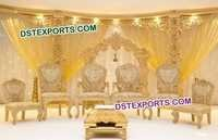New Design Wedding Mandap Chairs