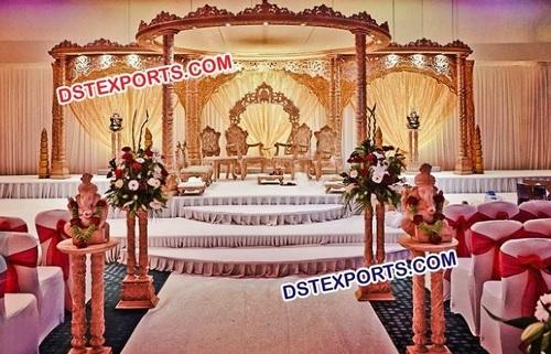 Amazing Indian Wedding Mandaps