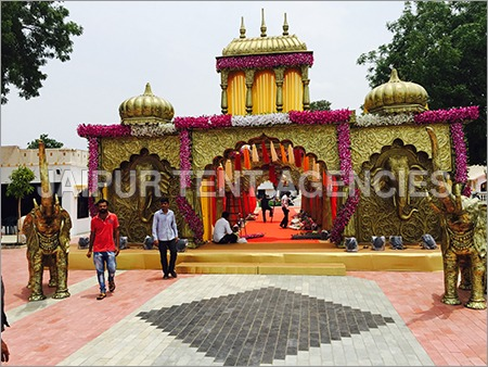 Mandap Entrance Gates