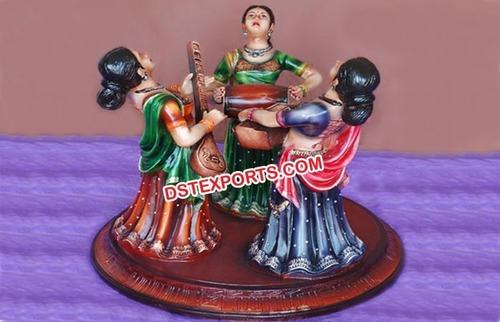 Rajasthani Musical Fiber Decoration Table