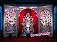 Wedding Decoration Fiber Panels