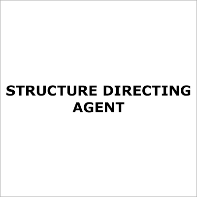 Structure Directing Agent