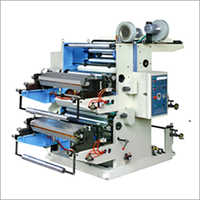 Colored Flexographic Printing Machine