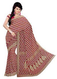 Bandhani Art Silk Sarees