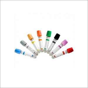 Vacuum Blood Collection Tube for Laboratory Use Available at Best Price