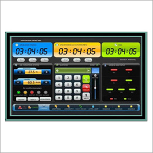 High Rating Surgeon Control Panel with Extra Features