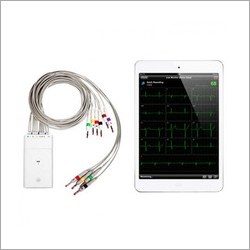 Intuitive ECG Monitoring Machine from Certified Company