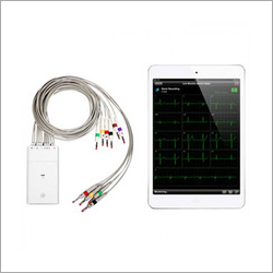 ECG Monitoring Machine with AA Battery at Amazing Price