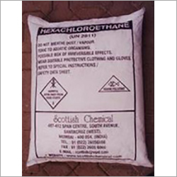 White Powder Hexachloroethane Available at Bulk Rate