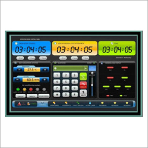 Wide Range of Surgeon Control Panel for Medical Console