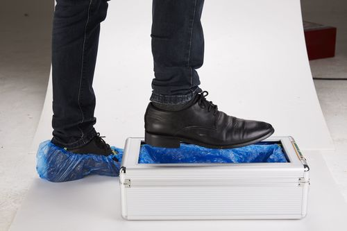 Hot Selling Shoe Cover Dispenser Available at Best Price
