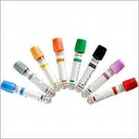 High Quality Disposable Vacuum Blood Collection Tube for Lab Use