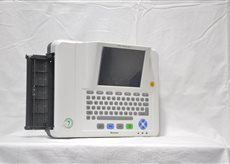 Standard Quality ECG Monitoring Machine for Home and Hospital Use