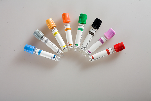 High Quality Disposable Vacuum Tube for Blood Collection Available at Affordable Price