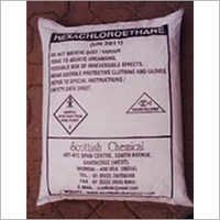 Non-Flamable Solid Hexachlorethane Available at Bulk Rate