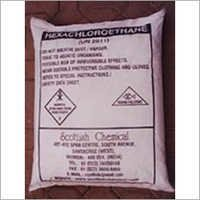 Premium Grade Hexachloroethane Flux Available at Wholesale Price