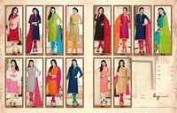 LT 95 Straight Salwar kameez Wholesale