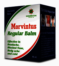 Morvintus Regular Balm