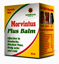 Morvintus Plus Balm