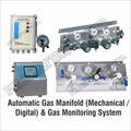 Automatic Gas Manifold (Mechanical / Digital) & Gas Monitoring System