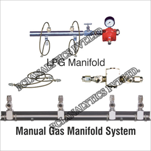 Manual Gas Manifold System
