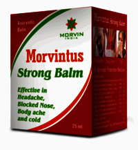 Morvintus Strong Balm