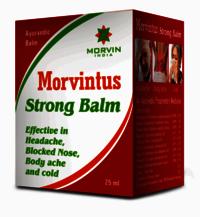 Morvintus Strong Balm