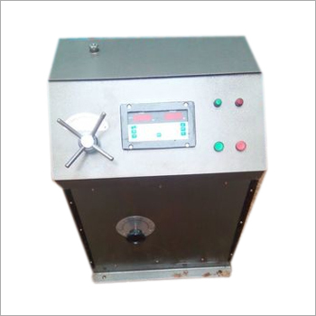 Semi Automatic Concrete Testing Machine