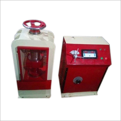 Industrial Hydraulic Cement Testing Machine