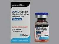 Doxorubicin Hydrochloride Injection