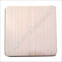 Bronze Hairline Stainless Steel Sheets