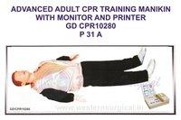 Advanced Adult Cpr Training Manikin