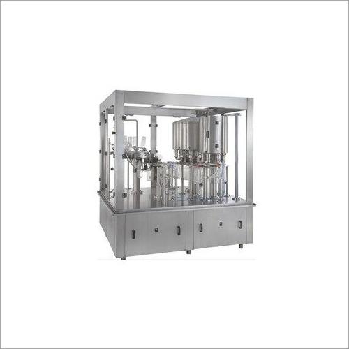 Rotary Rinsing Filling Machine